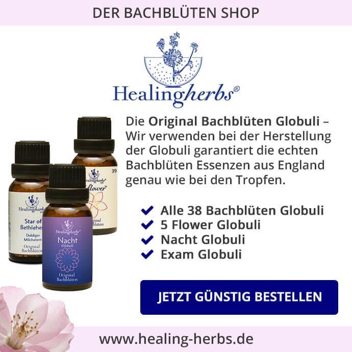 Original Bachblüten Globuli