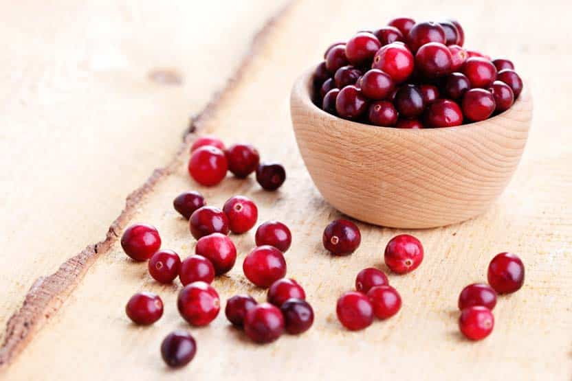 Blasenentzündung Hausmittel Cranberries