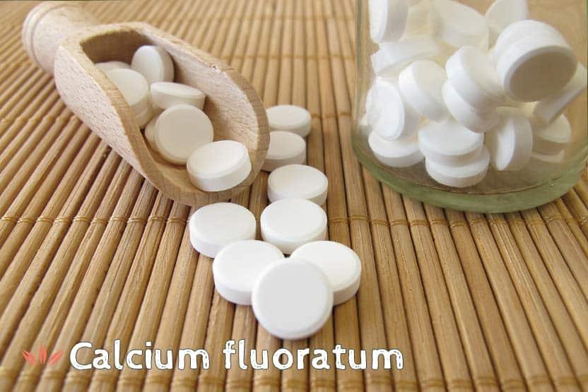 Schüßler-Salze 1 Calcium fluoratum