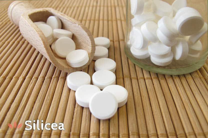Schüßler-Salze 11 Silicea