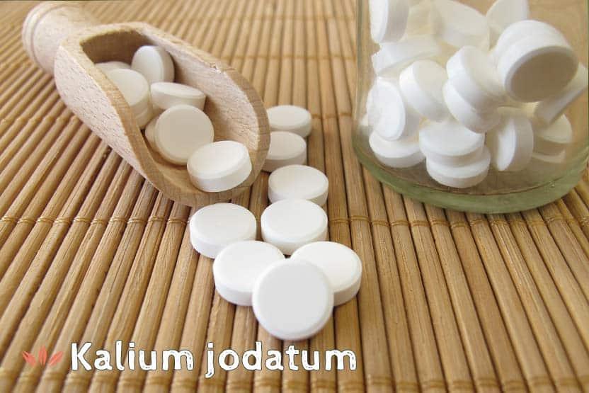 Schüßler-Salze 15 Kalium jodatum