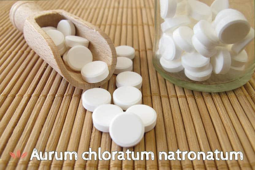 Schüßler-Salze 25 Aurum chloratum natronatum