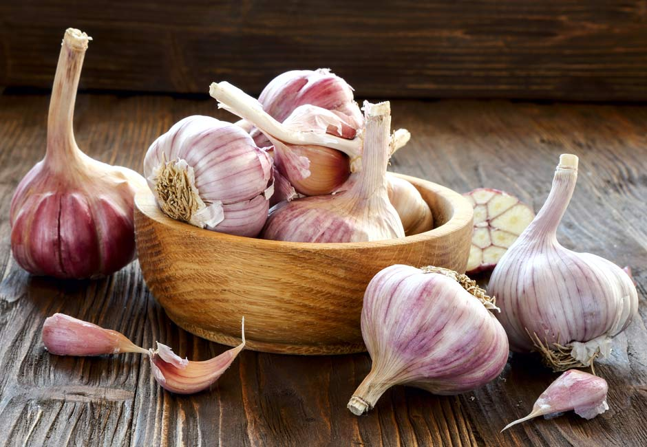 Superfood Knoblauch